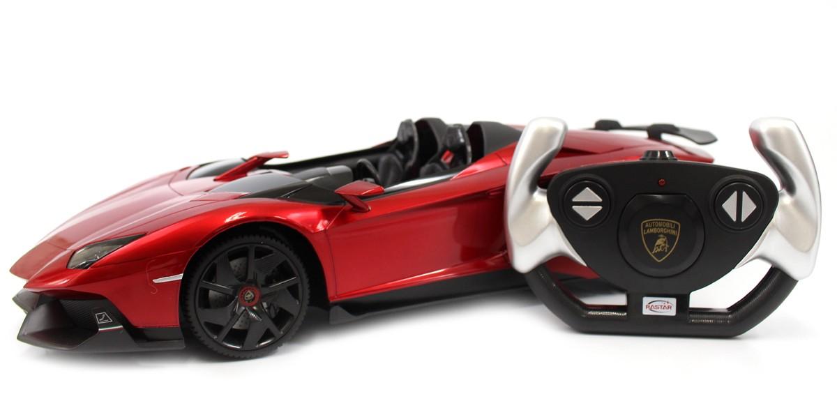 1/12 Lamborghini Aventador J SuperCar Radio Remote Control Sport Racing Car  RC