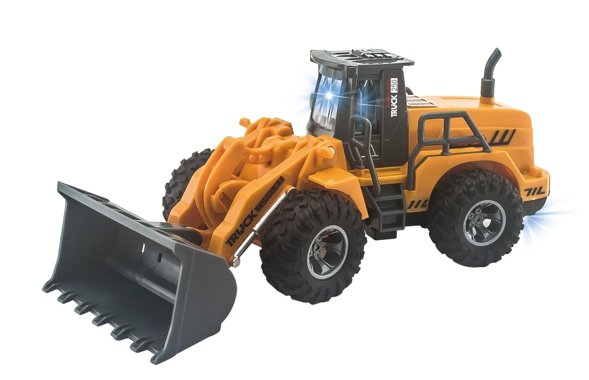 1:30 RC Bulldozer Construction Truck With 5Ch