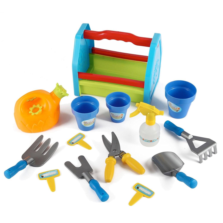 Garden Tools Toy Set