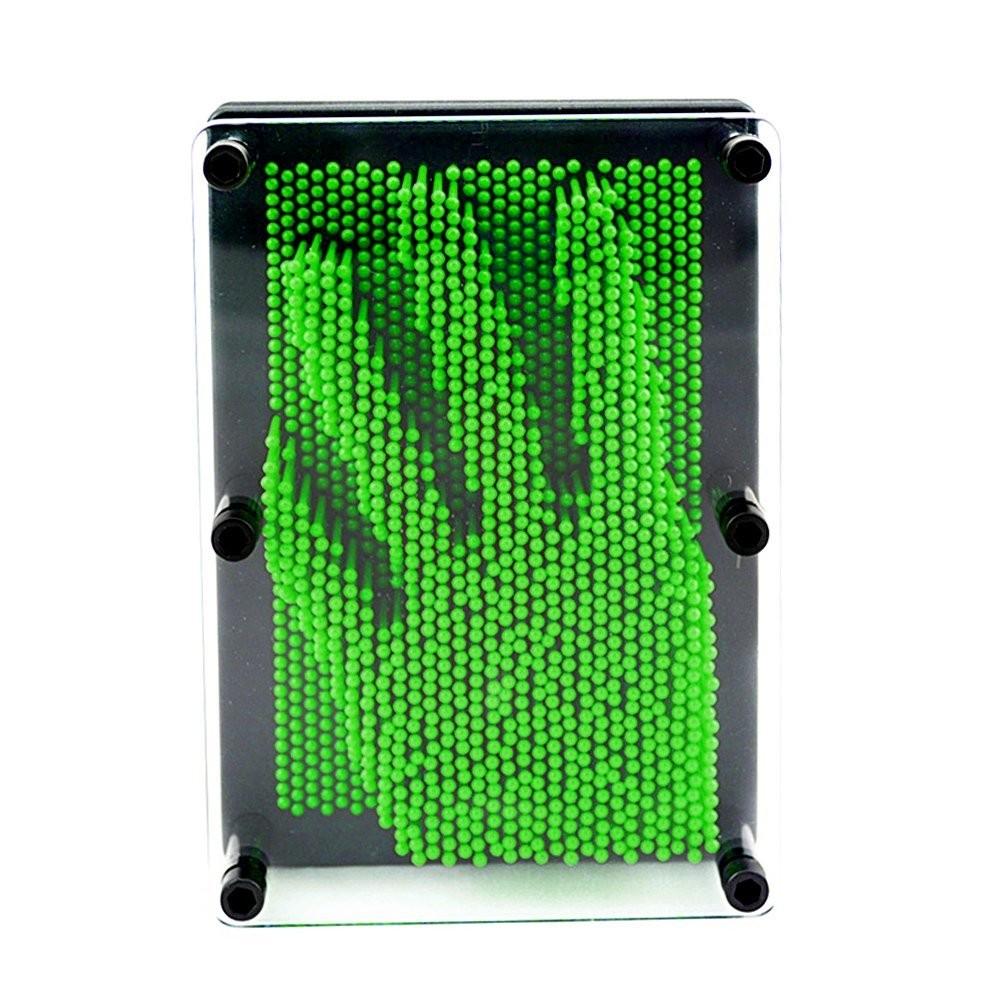 Pin Art (Green)