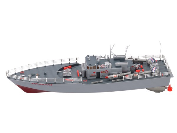 "19.5"" Highly Detailed Model Radio Control Torpedo Boat"