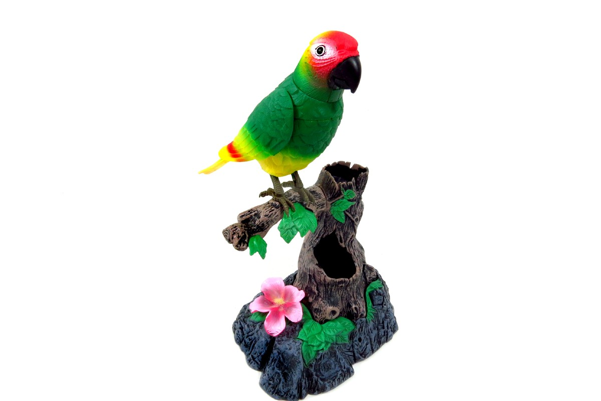 Talking Parrot BC505G