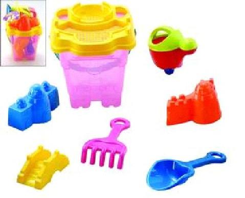 6pcs Beach Toys