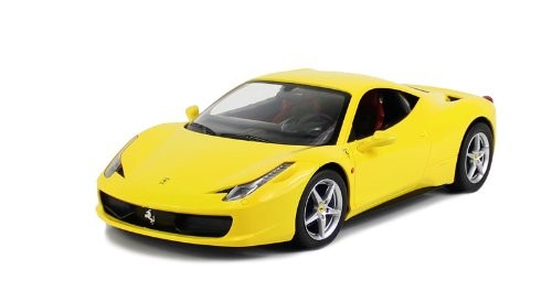 1:14 RC Ferrari 458 Italia (Yellow)
