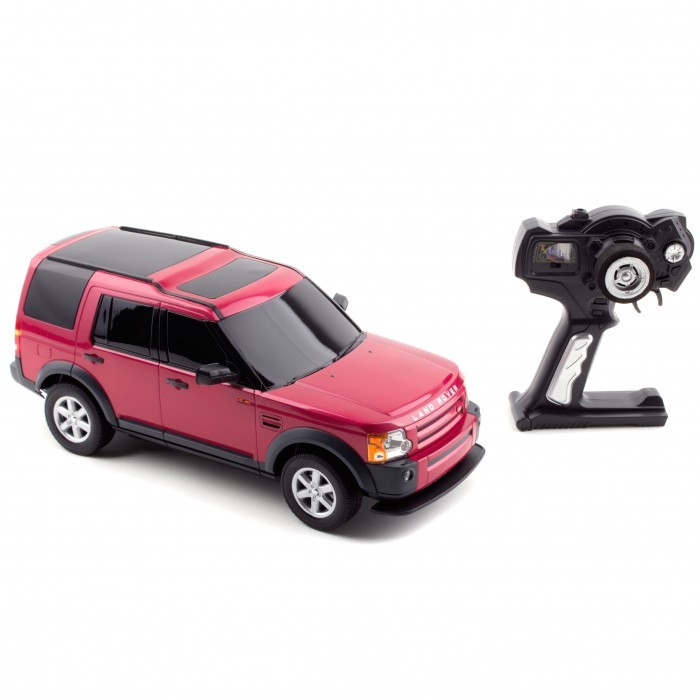 1:14 RC Land Rover Discovery 3 (Red)