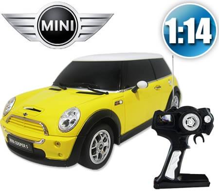 "10.4""  1:14 MINICOOPERS Yellow"