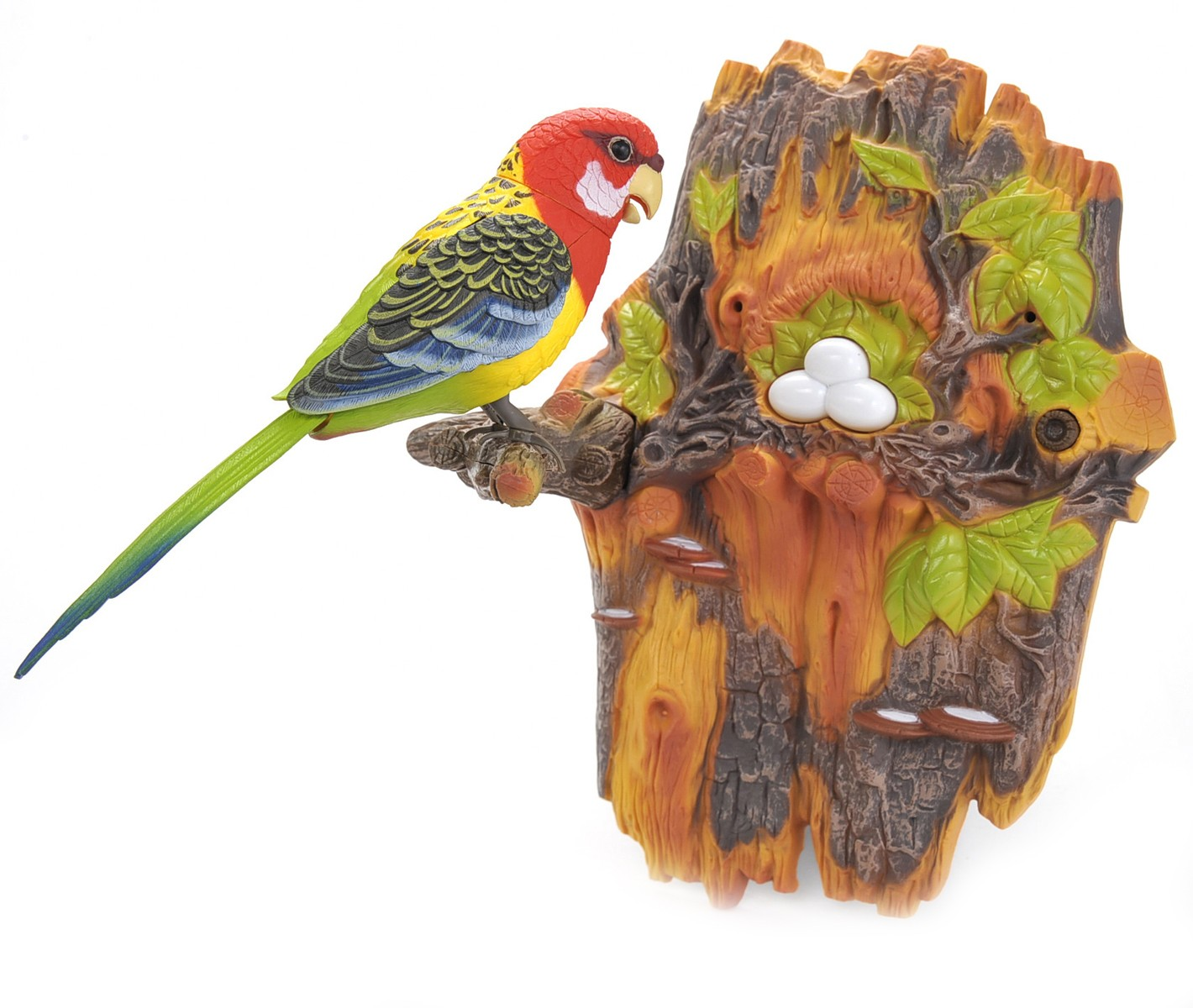 Singing & Chirping Bird Wall Mount