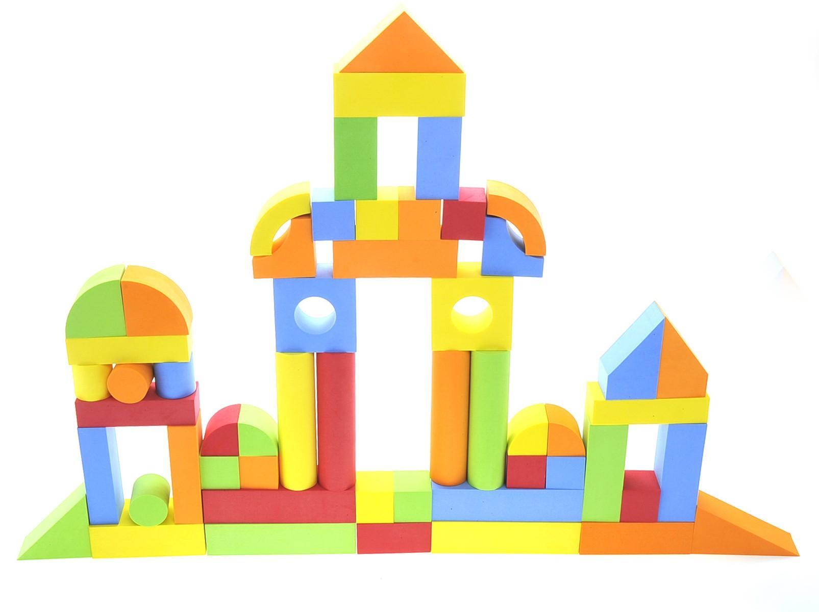 Powertrc Foam Building Blocks
