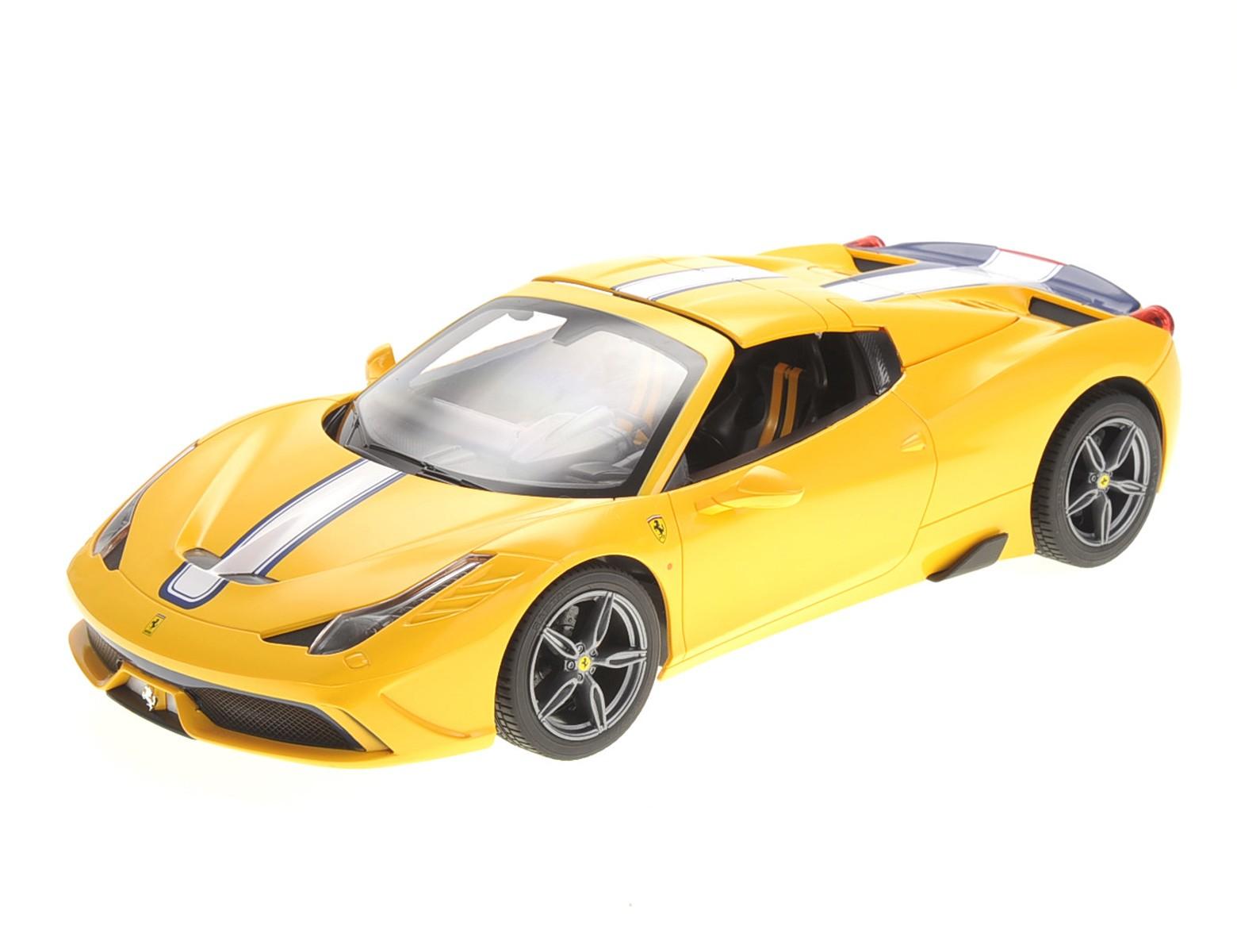 1:14 RC Ferrari 458 Speciale A (Yellow)