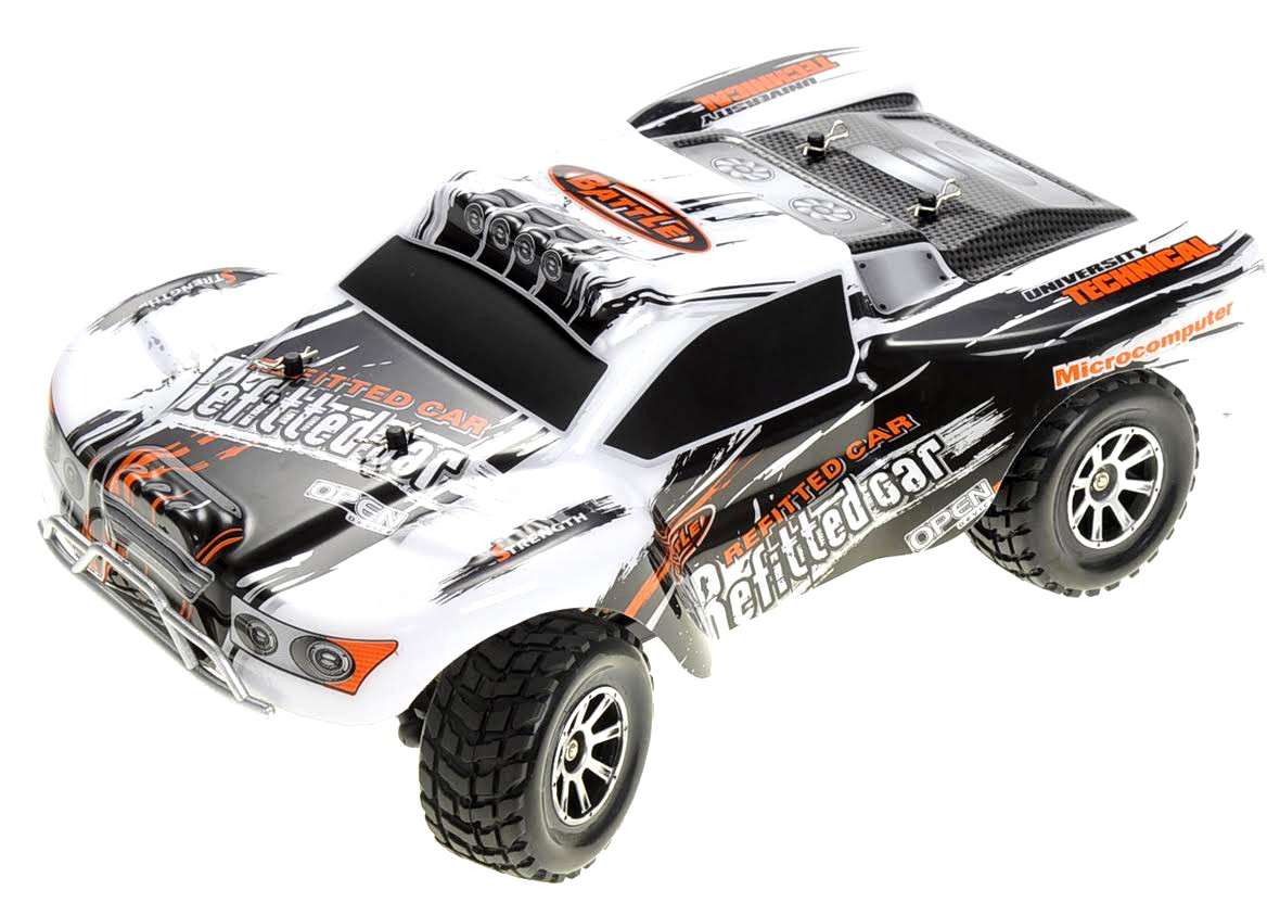 Wltoys A969A 1/18 2.4GHz 4WD Short Course Truck