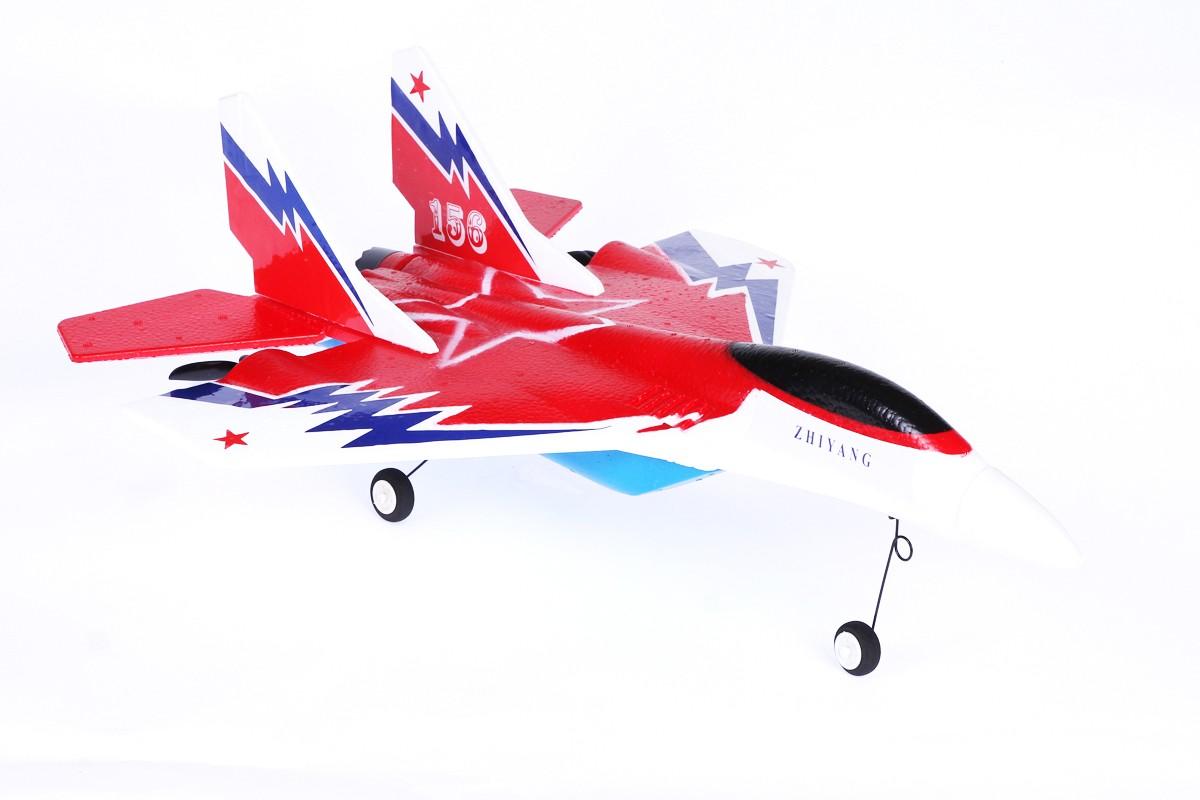 2.4 G 2-CH Glider RC Jets