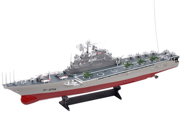 "30"" Warship Radio Control Aircraft Carrier Highly Detailed Model"