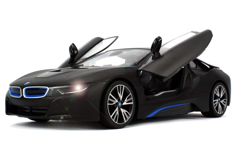 1:14 RC BMW i8 Authentic w/Open Doors RC Car Black