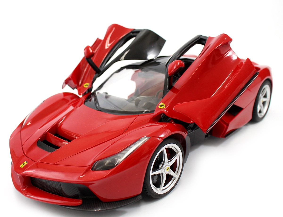 1:14 RC LaFerrari Model RTR With Open Doors (Red)