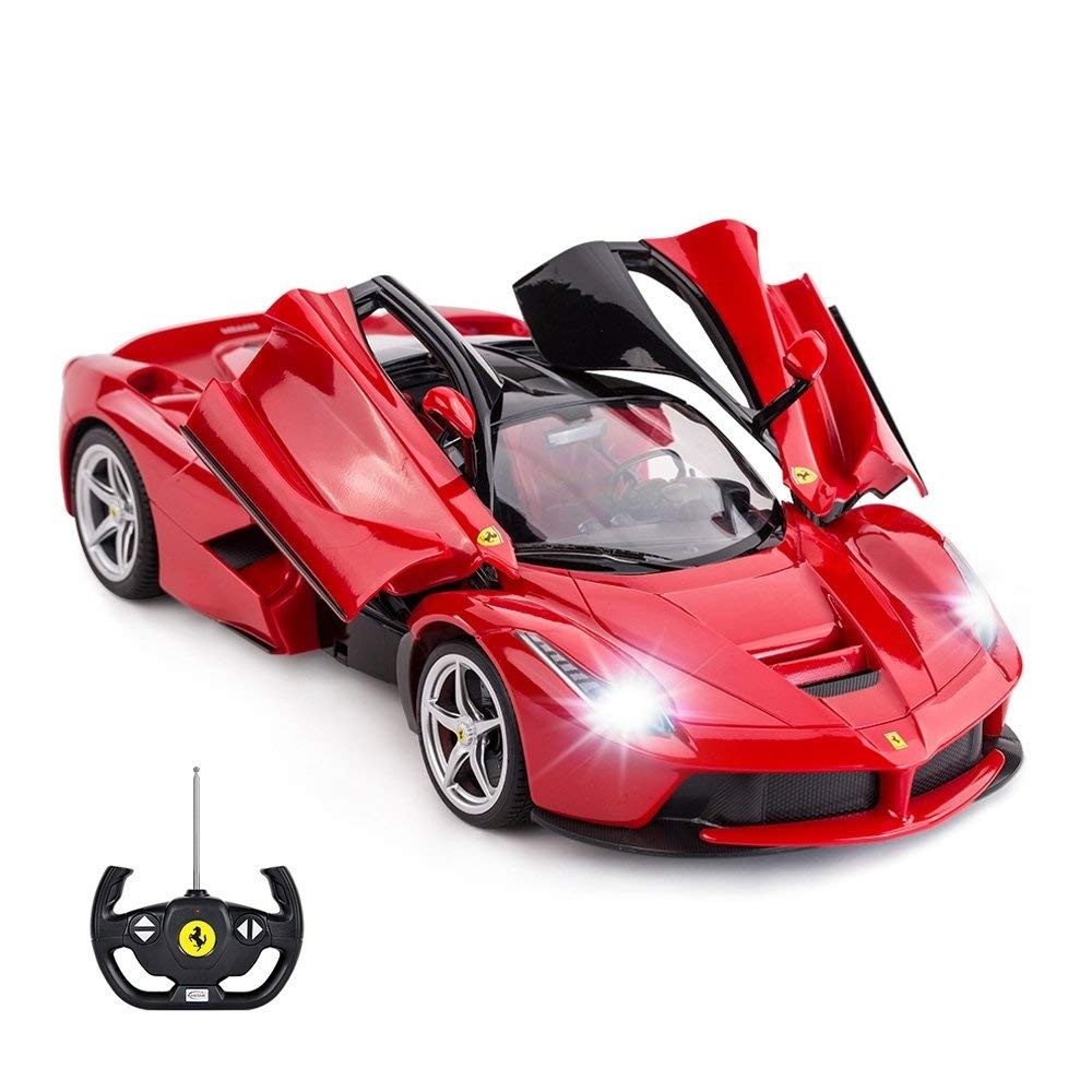 1:14 RC Ferrari LaFerrari Car (Red)