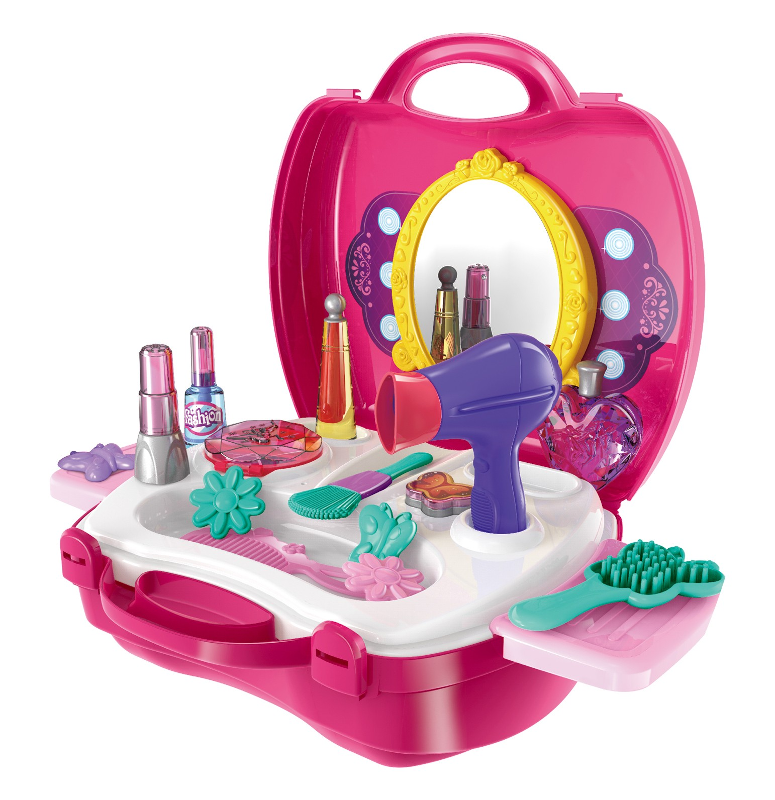 Cosmetic Toy Beauty Playset 21pcs
