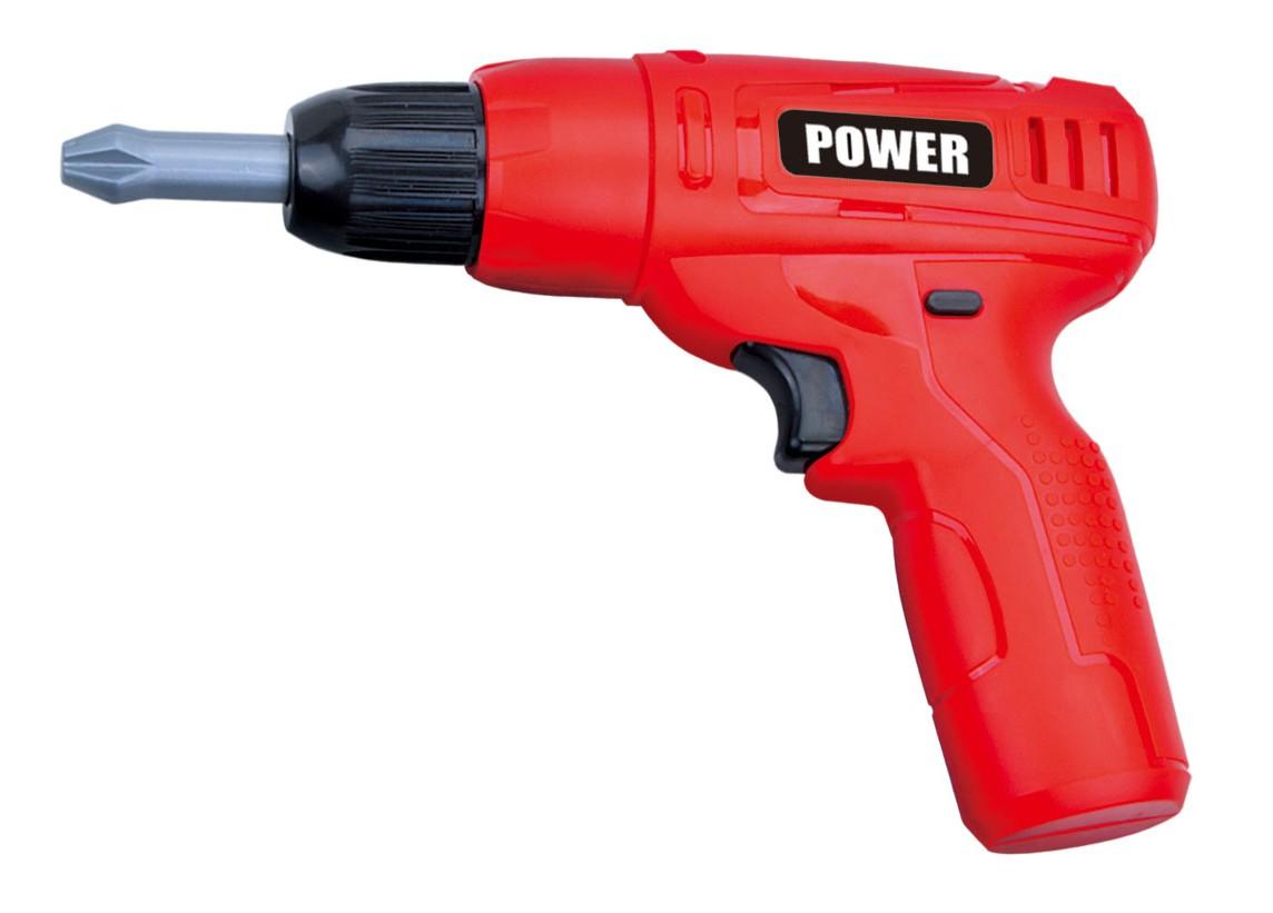 Power Tools Mini Toy Drill Set