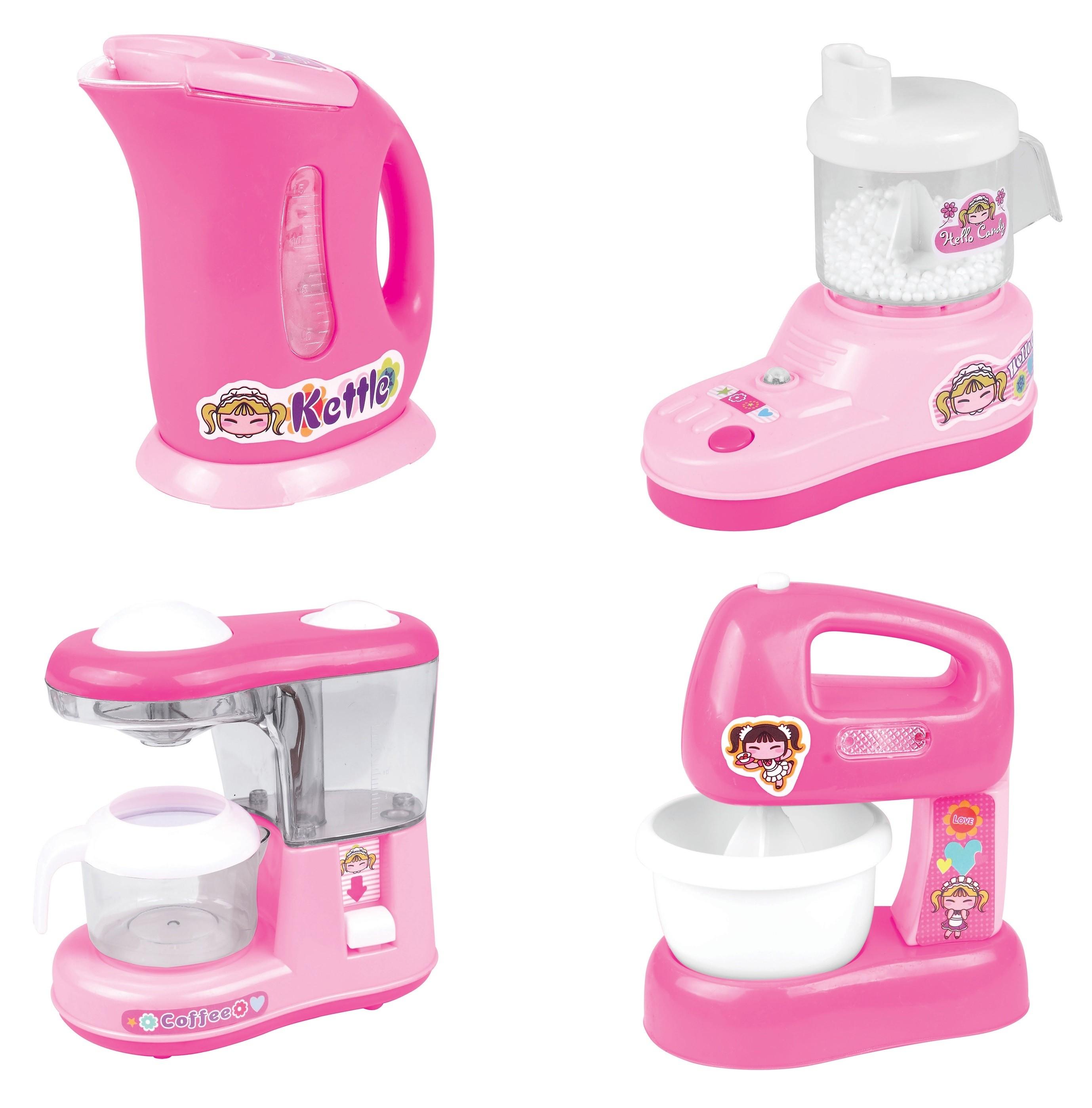 Kitchen Appliance Playset