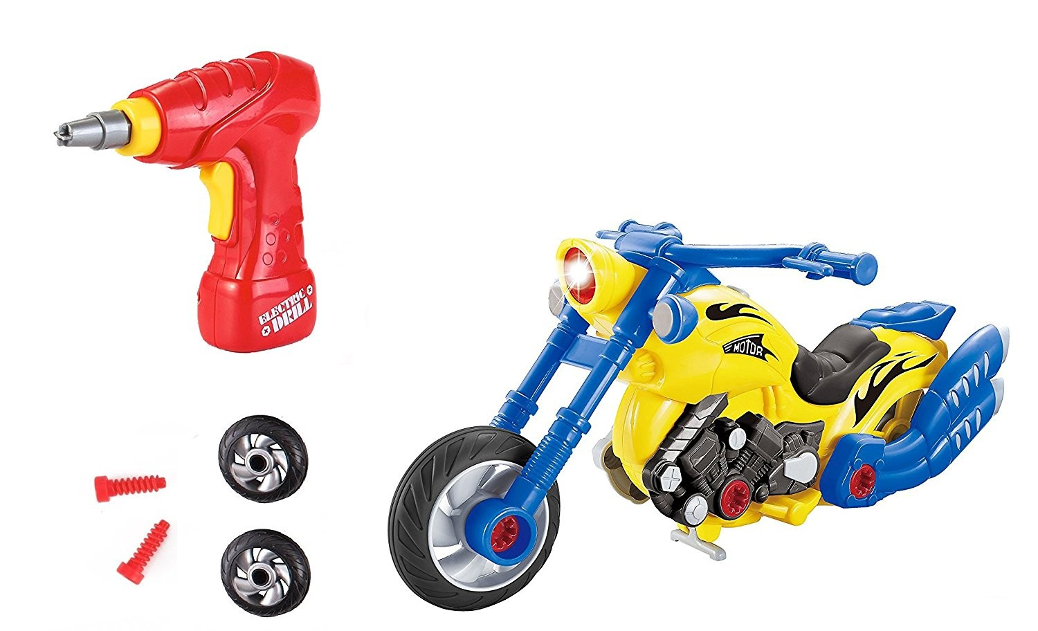 Cool Bike Take-A-Part Toy
