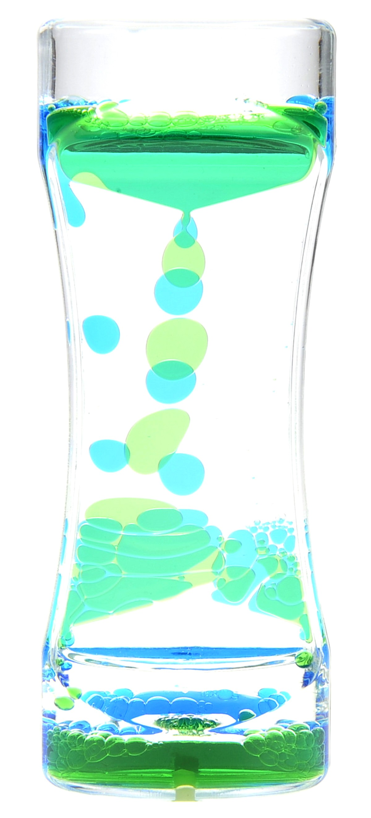 Liquid Motion Bubbler (Blue Green)