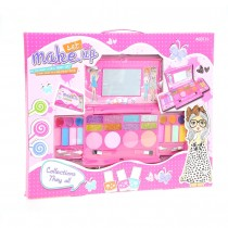Princess Girl's  Deluxe Makeup Palette with mirror  -All in one