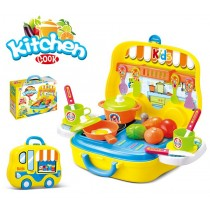 Food Truck Kitchen Cook Set