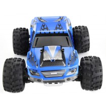 1:18 RC 2.4Gh 4WD Remote Control Off-Road Truck (Blue)