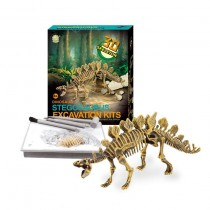 Dinosaur Excavations Kits - Stegosaurus