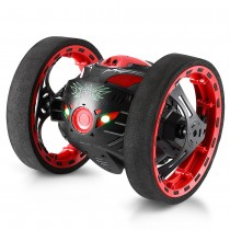 Remote Control Jumping Bounce Car (Black)
