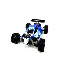 WL Toys 4WD Off-Road Buggy RC Car (Blue)