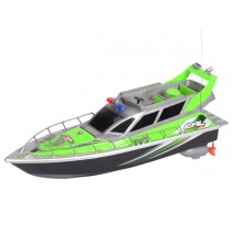 RC Patrol Boat (Green)