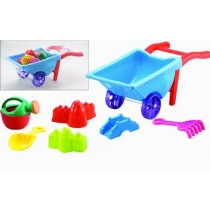 6 pcs Beach Toys (Colors May Vary)