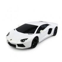 """9""""  1:24 Aventador LP700 White LA24W"""