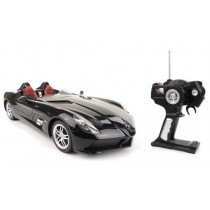 "11"" 1:12 Mercedes-Benz SLR Black MBSLR12B"