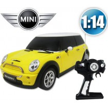 "10.4""  1:14 MINICOOPERS Yellow"