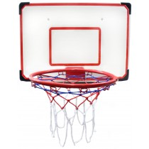 Indoor/Outdoor XL Big Basketball Hoop Set