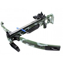 Deluxe Action Military Crossbow Set with Scope