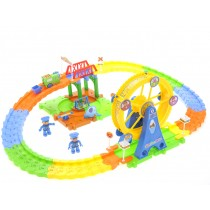 Adventure Park Train Set (72 pieces)