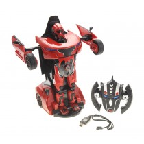 1:14 RS Transformer 2.4G Robot Car Red
