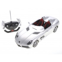 1:12 RC Mercedes-Benz SLR (Silver)