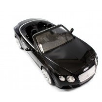 1:12 Bentley Continental GT Speed Convertible (Black)