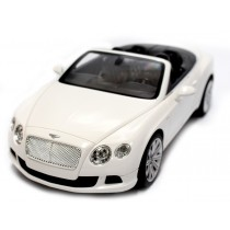 1:12 Bentley Continental GT Speed Convertible (White)