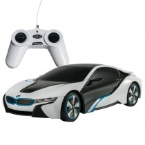 1:24 BMW i8 Concept RC Sports Car White