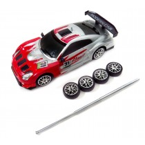 1:24 RC Drift Remote Control Race Car (Red)