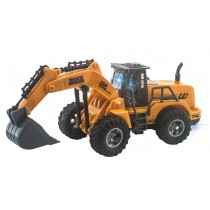 1:30 RC Excavator Construction Truck With 5Ch