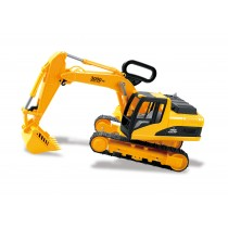 "8"" Friction Powered Construction Excavator"