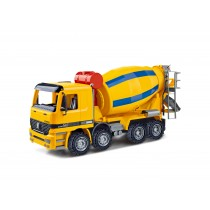 "14"" Friction Powered Cement Mixer Truck"