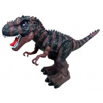 Walking T-Rex Dinosaur Toy (Brown)