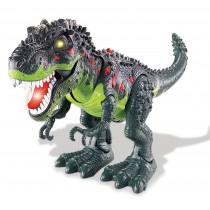 Walking T-Rex Dinosaur Toy (Green)