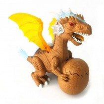 Walking Dinosaur With Wings Toy With Lights And Sound